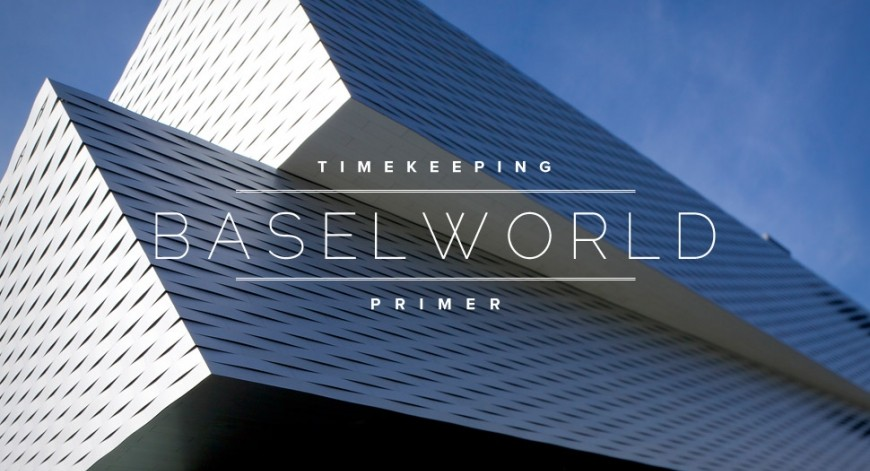 Watch review at Baselworld 2018