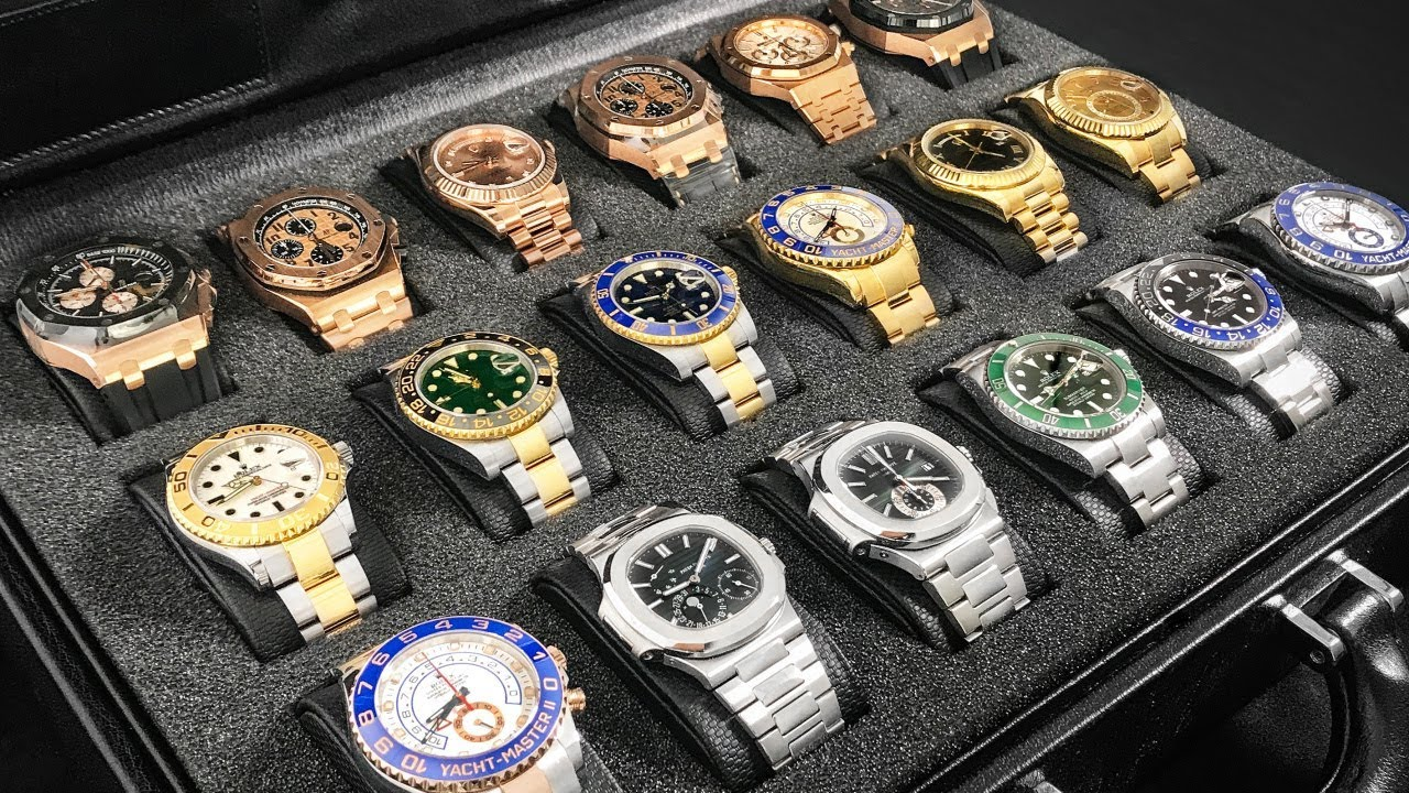 Is it profitable to collect watches?