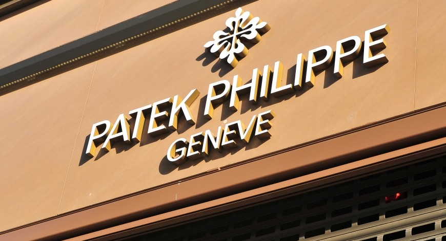 HISTORY OF BRAND'S SWISS WATCHES PATEK PHILIPPE