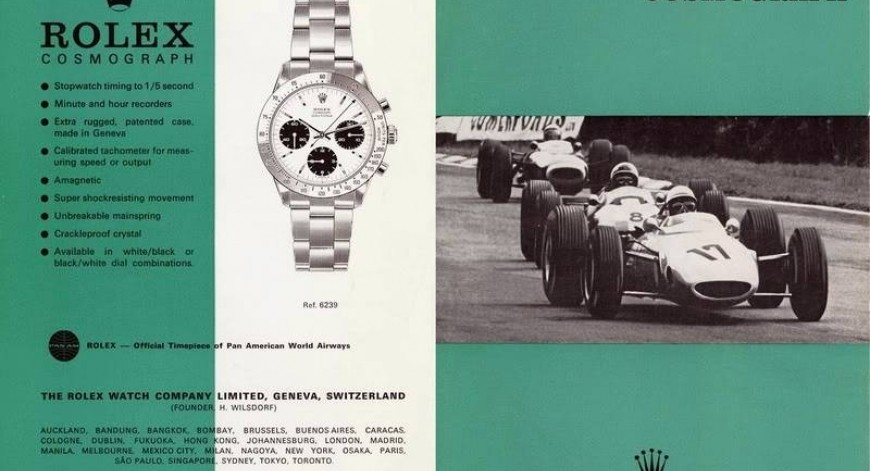 STORY OF AN ICON. ROLEX DAYTONA