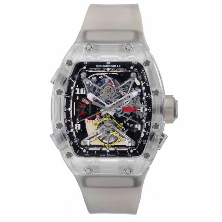Why Richard Mille?