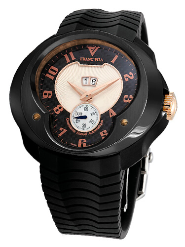 Franc Vila Quantieme Annuel Grand Dateur Automatique