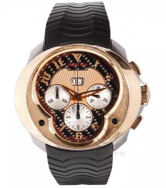 Franc Vila Complication Chronograph Grand Dateur Grand Sport Ref FVa8CH