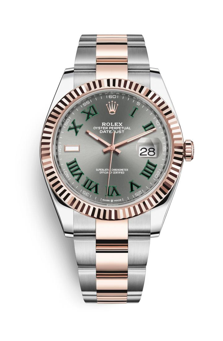 Rokex DateJust 41  mm