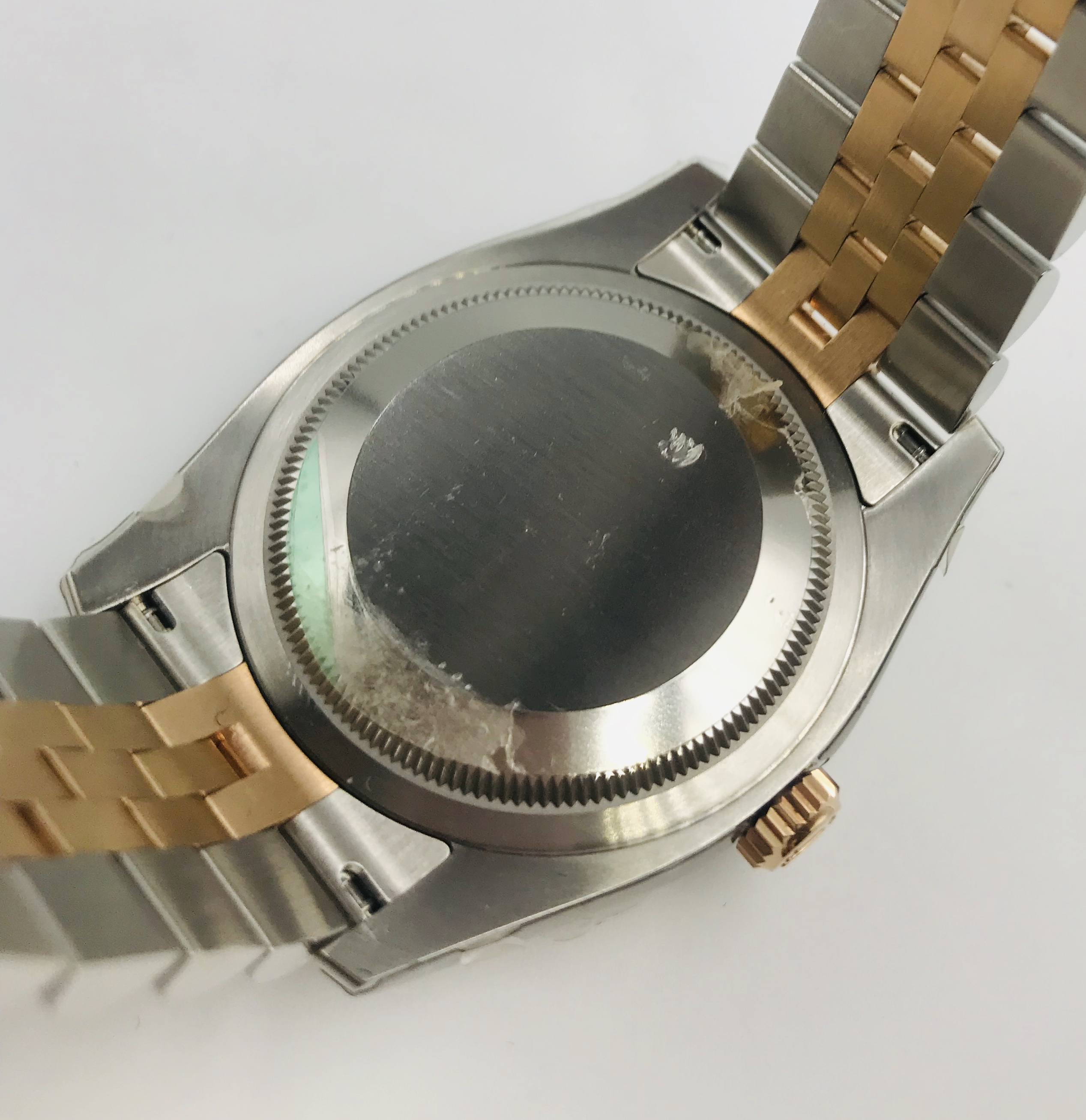 Rolex DateJust 36 mm  Lady  Custom