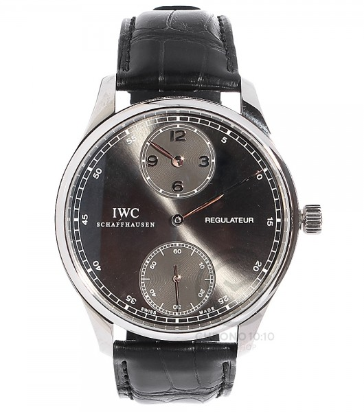 IWC Portuguese Regulateur