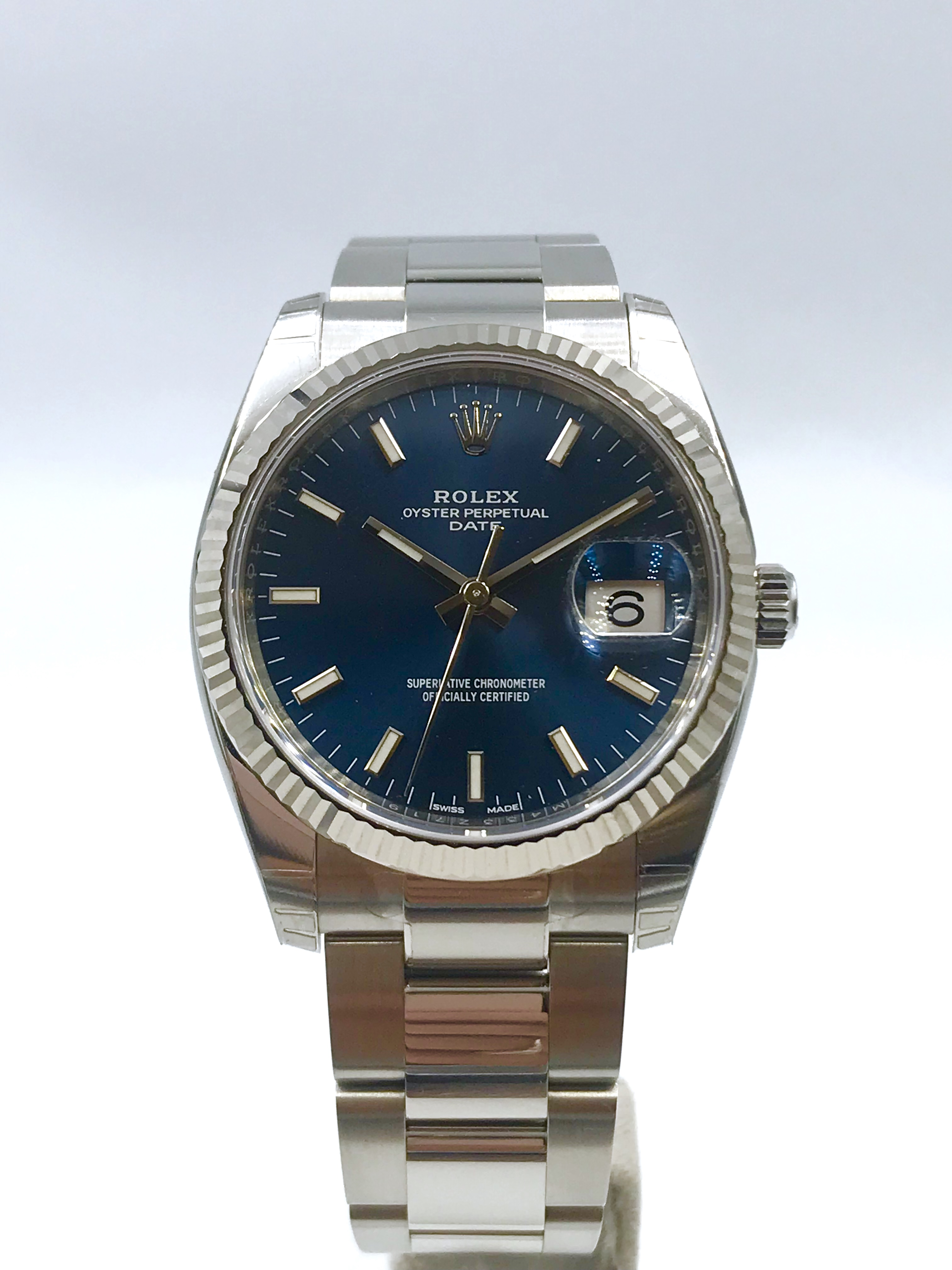 Rolex DateJust 34mm