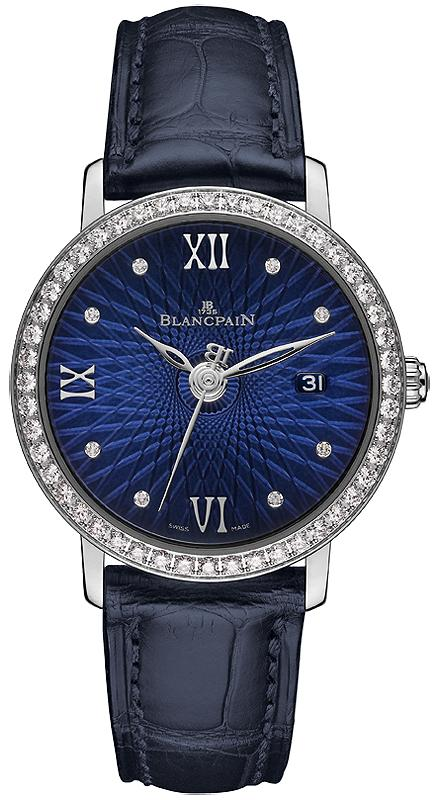 Blancpain Ultrapate Women