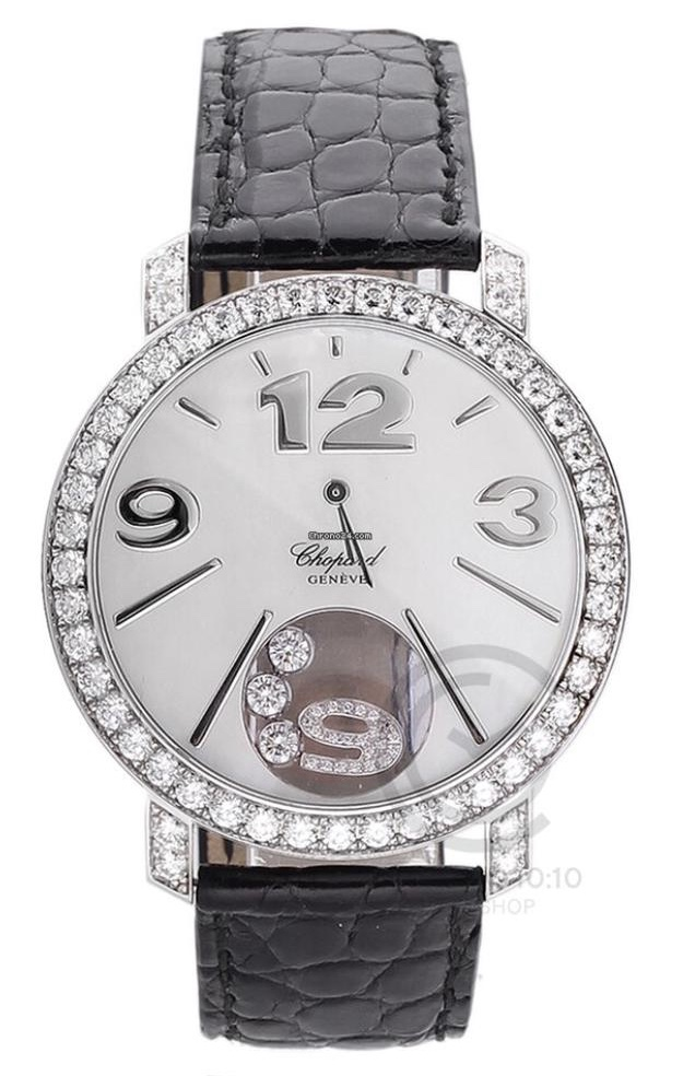 Chopard Happy Diamonds  WG