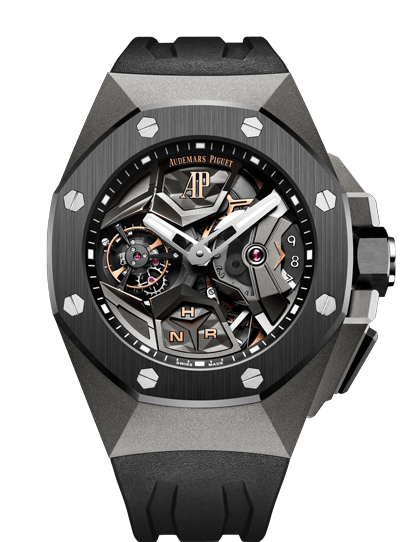 Royal Oak Concept GMT Flying Tourbillon