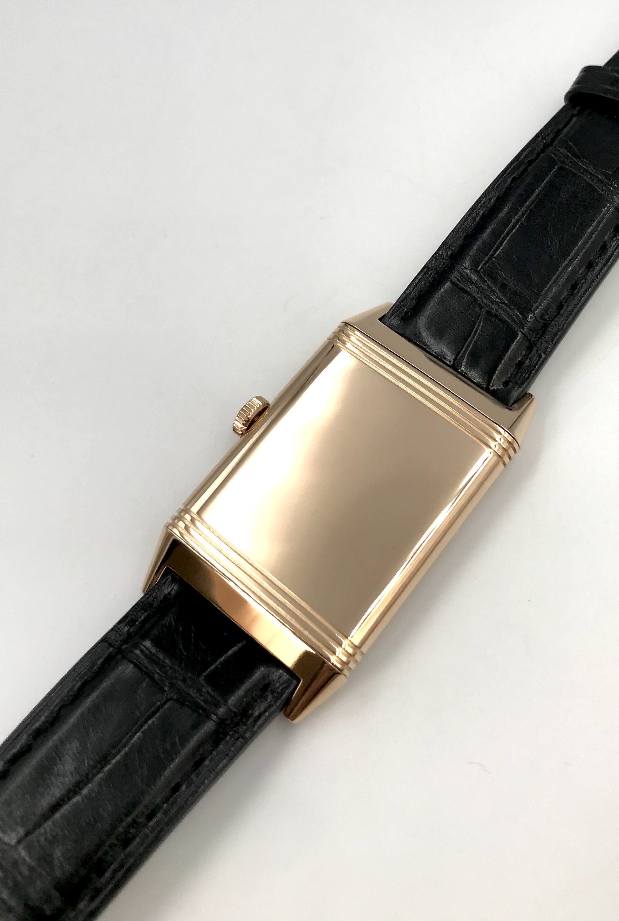 Jeager-LeCulture Reverso Ultra Thin