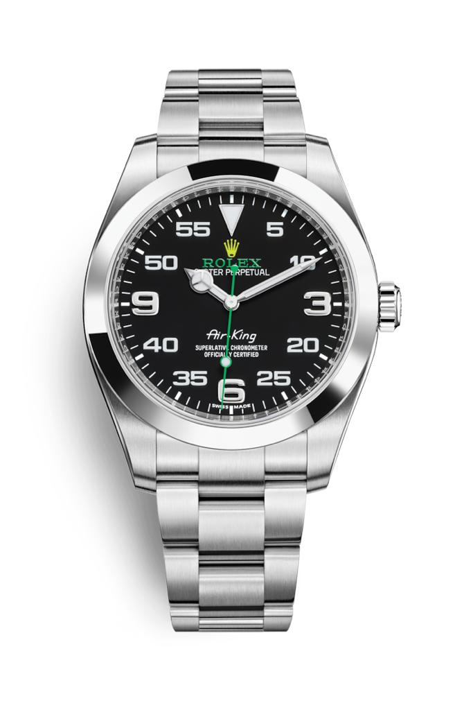 Rolex  Air-King   40 mm