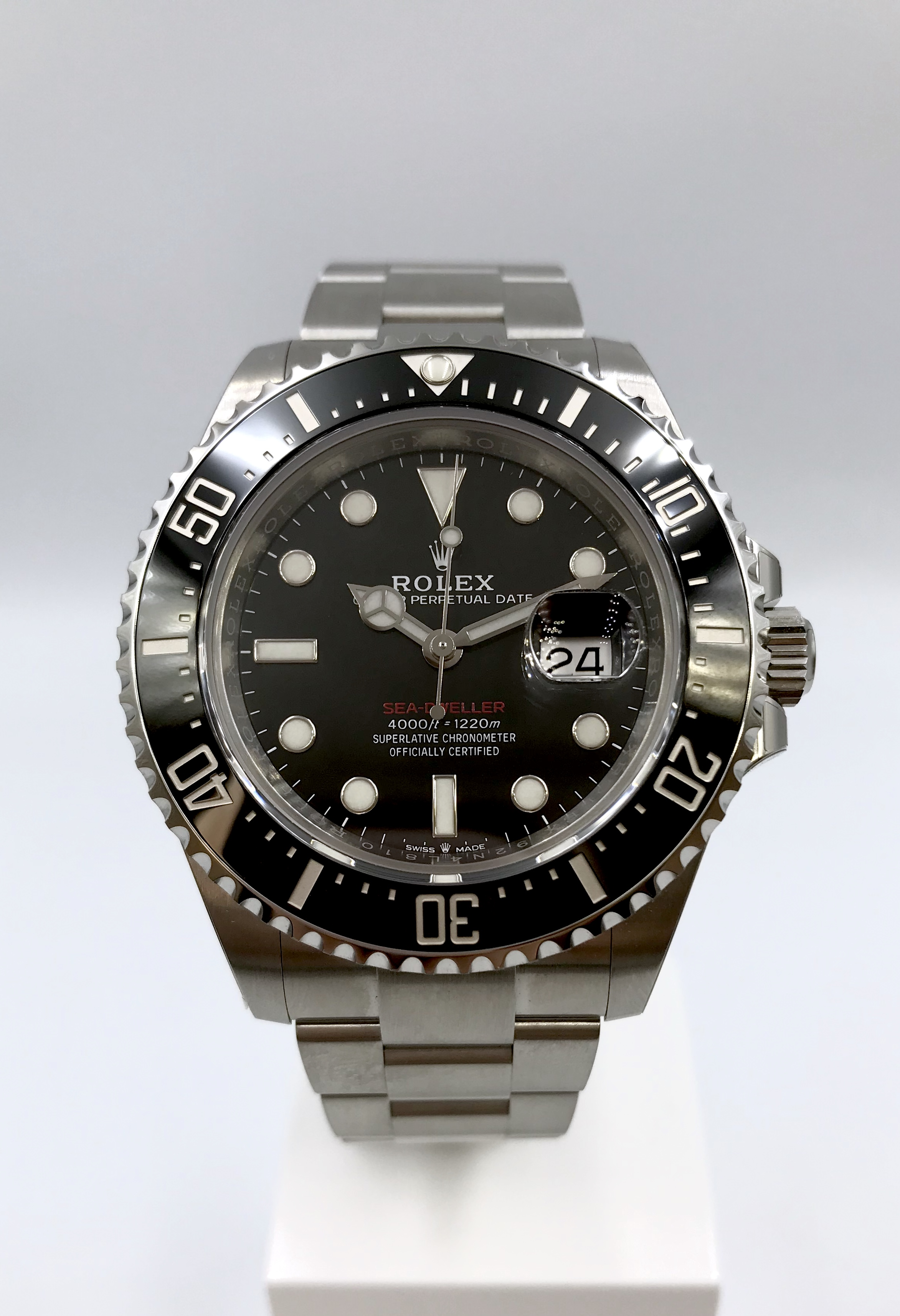 Rolex Sea-Dwelller  43 mm
