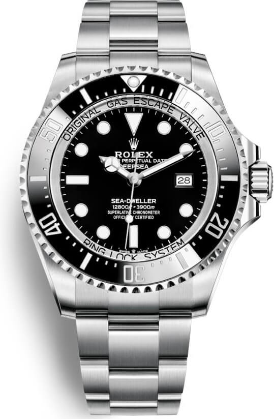 Rolex Deepsea Sea-Dweller  44 mm