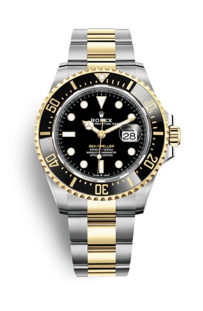 Rolex  Sea-Dweller 43 mm